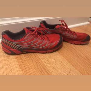 Mens merrrell shoes